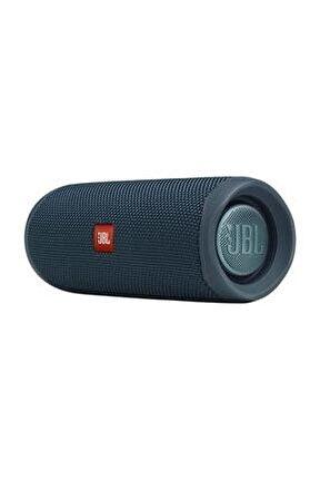 Flip 5 Mavi Su Geçirmez Taşınabilir Bluetooth Hoparlör