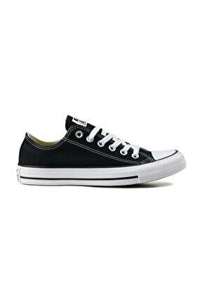 Chuck Taylor All Star Unisex Kısa Siyah Sneaker (M9166c)