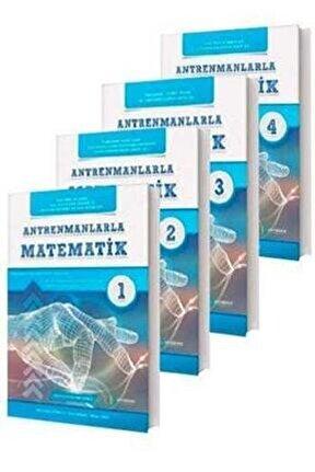 Antrenmanlarla Matematik Seti 4 Kitap Bir Arada
