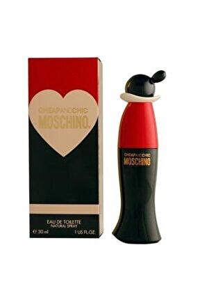 Cheap And Chic Edt 30 ml Kadın Parfüm 8011003612802