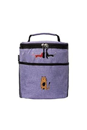 Cats Mor Isı Yalıtımlı Çanta