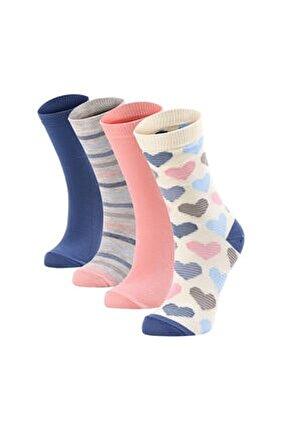 4'lü Kadın Çorap