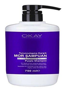 Professional Mor Şampuan 750 Ml