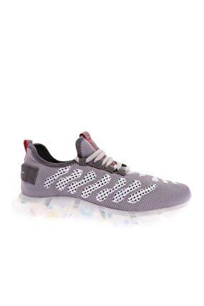 Scootland 13240 Erkek Bağcıklı Triko Sneakers Ayakkabı