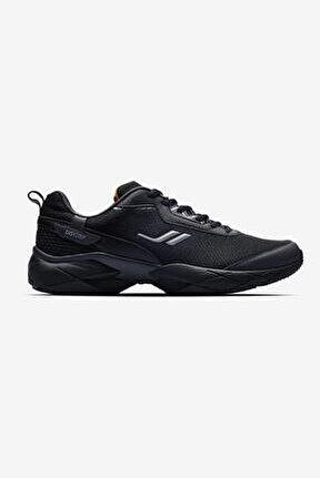 Chrome-2 Erkek Günlük Siyah Spor Ayakkabı