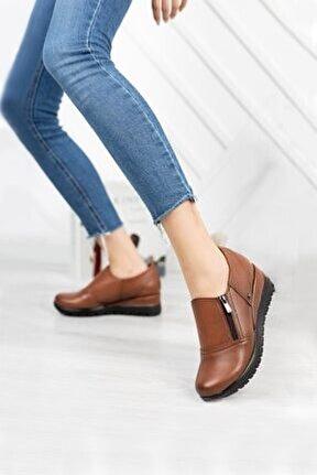 Hakiki Deri Kadın Ayakkabı Dc1450