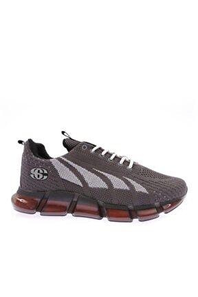 Scootland 13208 Erkek Bağcıklı Triko Sneakers Ayakkabı