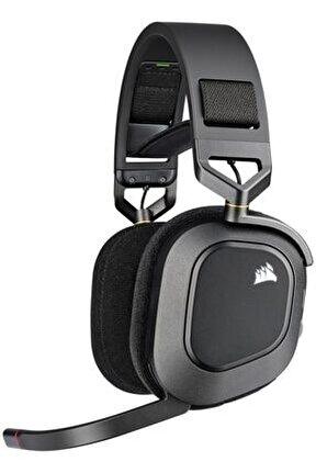 Ca-9011235-eu Hs80 Rgb Kablosuz Oyuncu Kulaklığı - Siyah