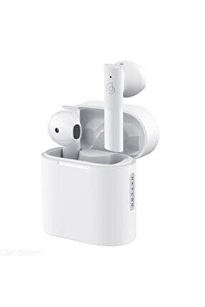 Moripods Bluetooth V5.2 Kablosuz Kulaklık White