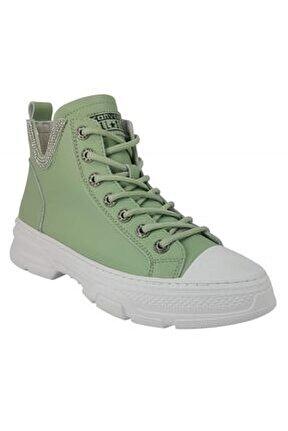3904 Günlük Sneaker Ayakkabı Yeşil