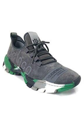 429 Günlük Erkek Sneaker Ayakkabı-gri