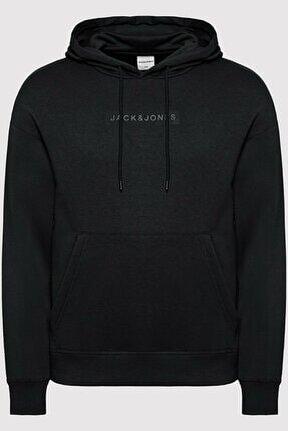 12192830 Jcomarco Sweat Hood Erkek Sweatshirt
