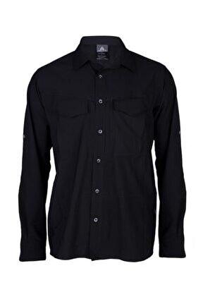 Erkek Siyah Echo Tactical Gömlek