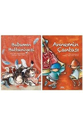 Babamın Battaniyesi + Annemin Çantası 2 Kitap Set - Sara Şahinka-Sir Arthur Conan Doyle