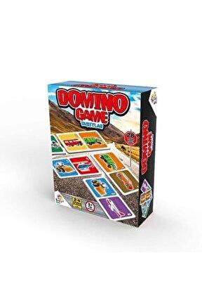 Domino Game Taşıtlar Oyunu