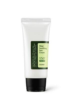 Aloe Soothing Sun Cream Spf50 Pa+++ - Aloe Vera Ekstreli Yatıştırıcı Spf50+ Güneş Kremi