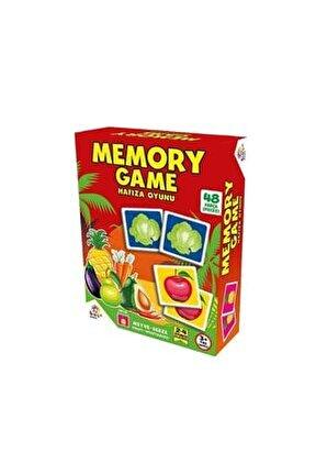 Memory Game Meyve Ve Sebze Hafıza Oyunu