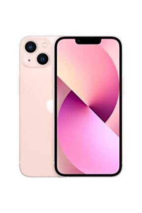Iphone 13 512 Gb Pembe Cep Telefonu
