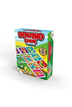 Domino Game Hayvanlar Oyunu
