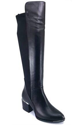 1928158 Günlük Bayan Çizme-siyah