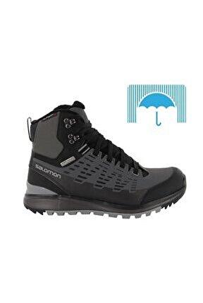 Kaipo Mid Cs Wp Erkek Trekking Bot Ve Ayakkabısı L366808 Siyah