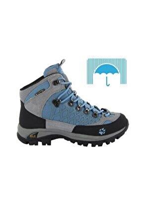Vertic Texapore Women Kadın Trekking Bot Ve Ayakkabısı 4007751-1073 Gri