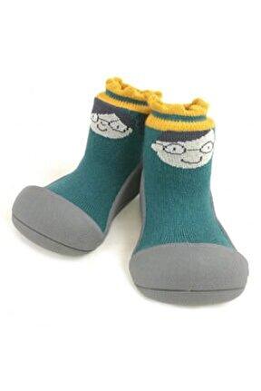 King&queen Barefoot Çocuk Ayakkabısı - Yeşil