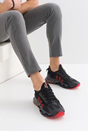 Erkek Şeffaf Taban Spor Ayakkabı