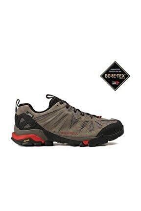 Capra Goretex Erkek Trekking Bot Ve Ayakkabısı J32329 Krem