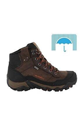 Polorand Rove Waterproof Erkek Trekking Bot Ve Ayakkabısı J21127 Siyah