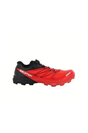S-Lab Sense 3 Ultra Sg Erkek Trekking Bot Ve Ayakkabısı L36189800 Kırmızı
