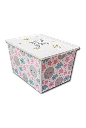 Trend Box Cute Sky Oyuncak Kutusu