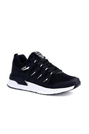 Ps19 1fx Siyah Erkek Koşu Ayakkabısı