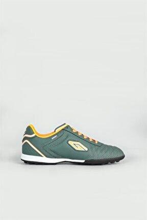 Halı Saha Haki Erkek Spor Ayakkabı 2101