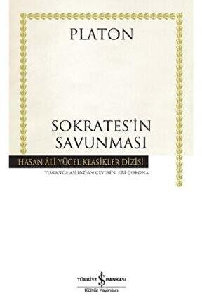 Sokrates'in Savunması - Platon - Iş Bankası Kültür Yayınları