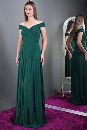 Uzun Abiye Elbise Kadın