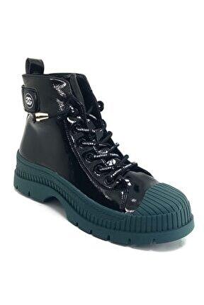 325 Günlük Kadın Sneaker Ayakkabı Yeşil