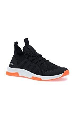 Ps38 1fx Siyah Erkek Koşu Ayakkabısı