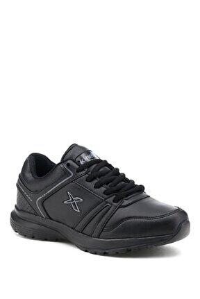 Mıton Pu 1pr Siyah Erkek Çocuk Koşu Ayakkabısı