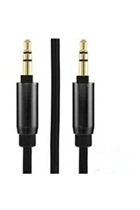 Super Aux Cable 1 Metre Kablo (siyah Örgülü)