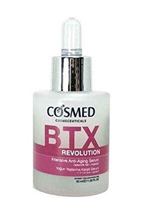 BTX Revolution Anti Aging Yaşlanma Karşıtı Serum 30 ml