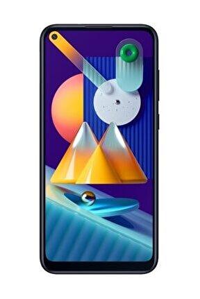 Galaxy M11 (Çift SIM) 32GB Siyah Cep Telefonu (Samsung Türkiye Garantili)