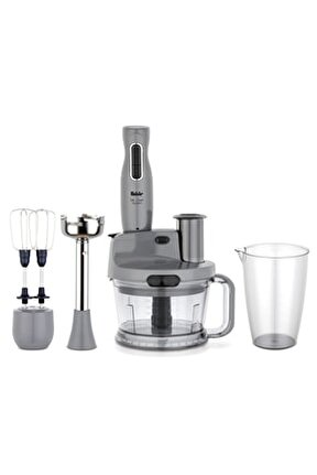 Mr Cheff Quadro Blender Set Grey 41004271