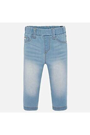 535 Basic Denim Kız Bebek Pantolon
