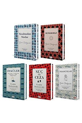 Dostoyevski Bez Ciltli 5 Kitap Set
