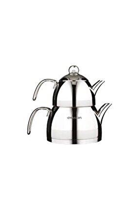 Aragon Mini Paslanmaz Çelik Çaydanlık