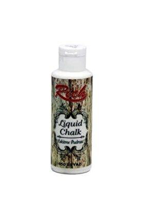 Liquid Chalk Beyaz 120 Cc Eskitme Pudrası 120650