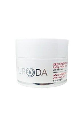 Kırışıklık Önleyici Yaşlanma Karşıtı Gece Gündüz Kremi - Anti-wrinkle Cream 50 ml