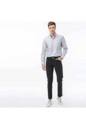 Erkek Streç Siyah Pantolon