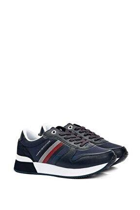 Kadın Lacivert Active City Sneaker Fw0fw05011